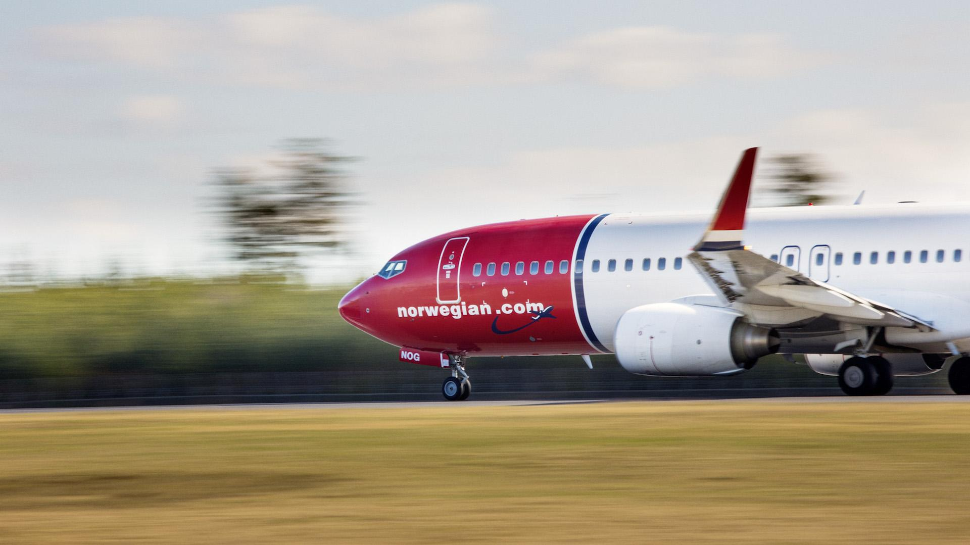 Comienza la venta de pasajes de la low-cost Norwegian Argentina