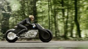 La moto del futuro: esta es la nueva BMW Motorrad Visión Next 100