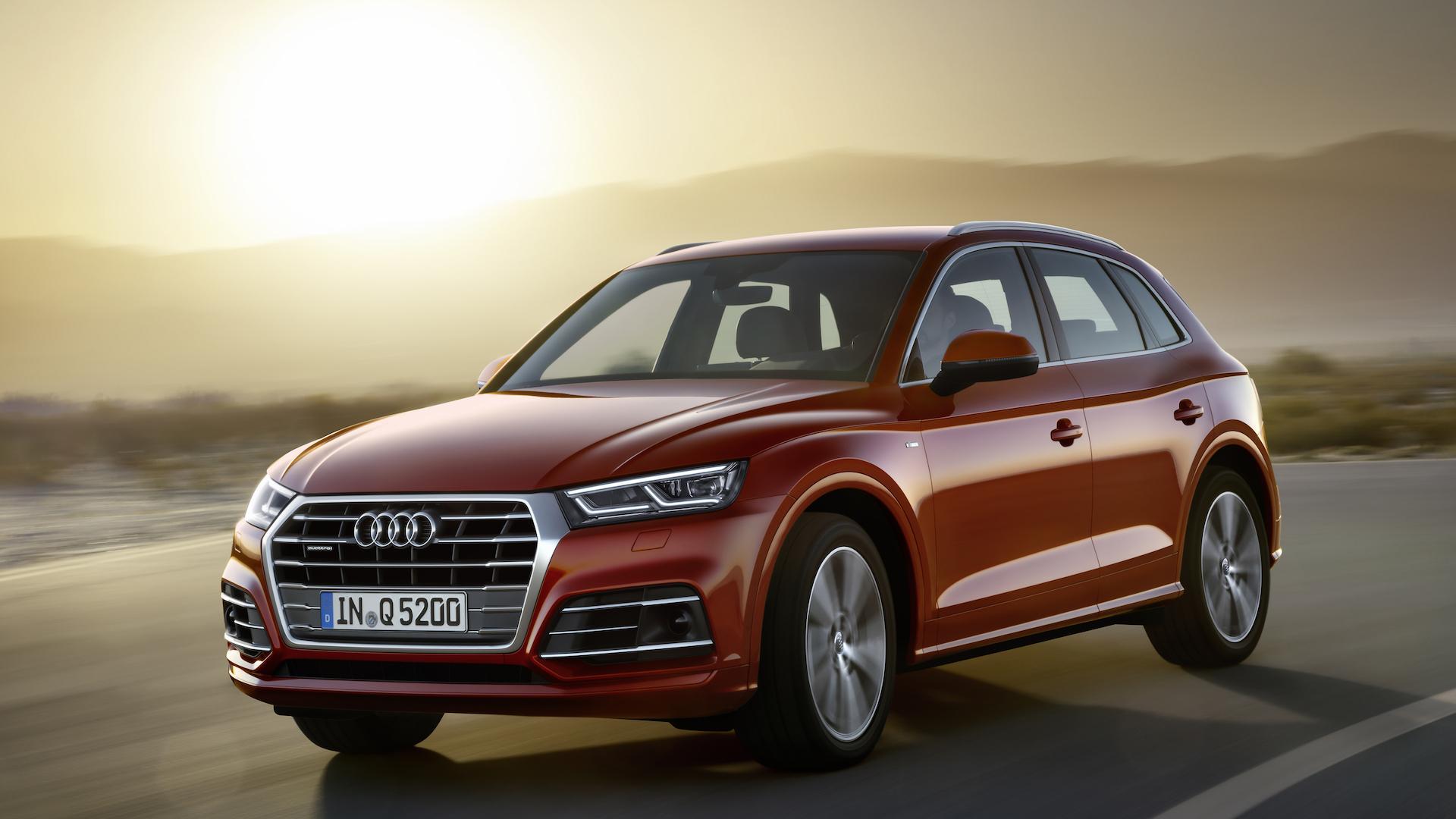 Audi presentó la segunda generación del Q5: a la venta desde principios de 2017