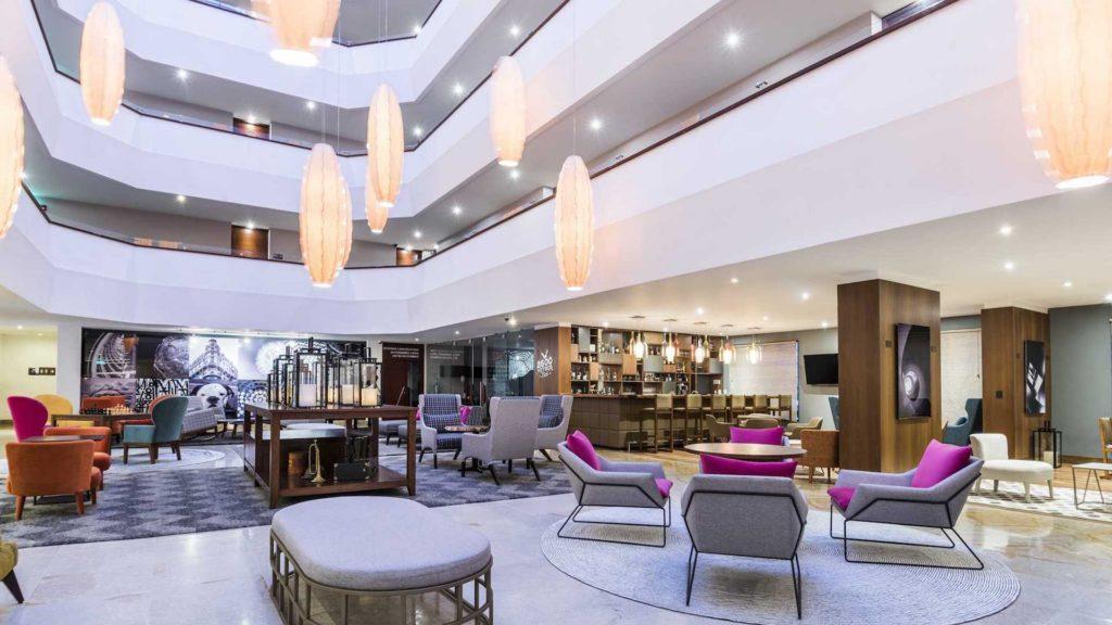 La cadena de hoteles Hilton, uno de los 25 mejores lugares para trabajar