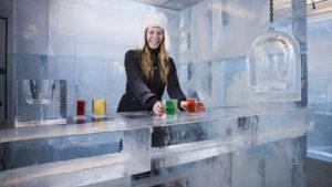 Abre un nuevo bar de hielo en Argentina: será en Villa Carlos Paz