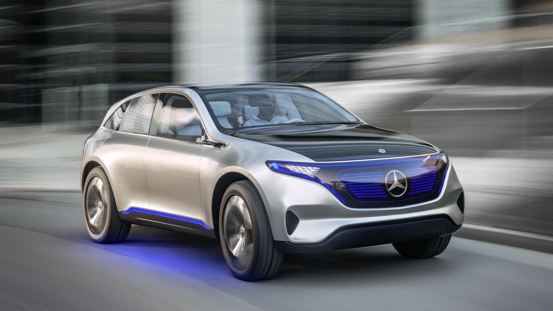El sorprendente Mercedes-Benz Generation EQ: diseño y tecnología llegados del futuro
