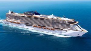 Récord de cruceros en Puerto Rico