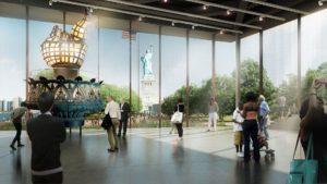 Construirán en Nueva York un nuevo museo dedicado a la Estatua de la Libertad