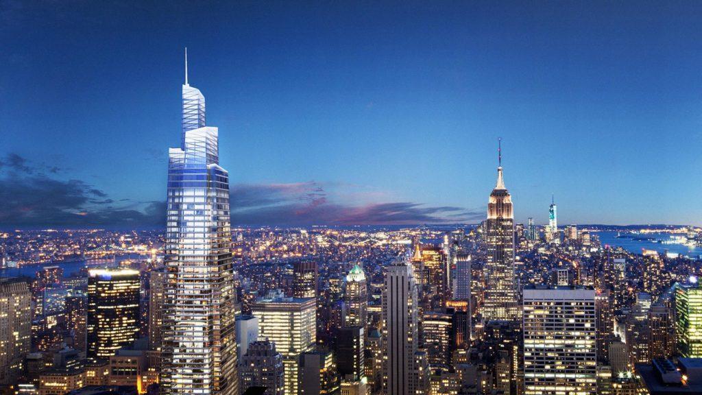 One Vanderbilt: la segunda torre más alta de Nueva York