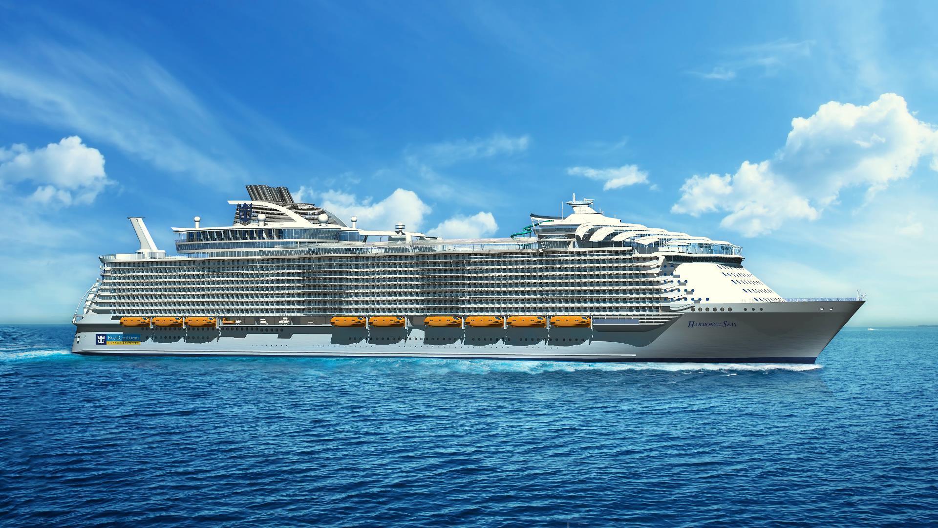 Royal Caribbean y Carnival apuestan a nuevos cruceros a gas natural licuado