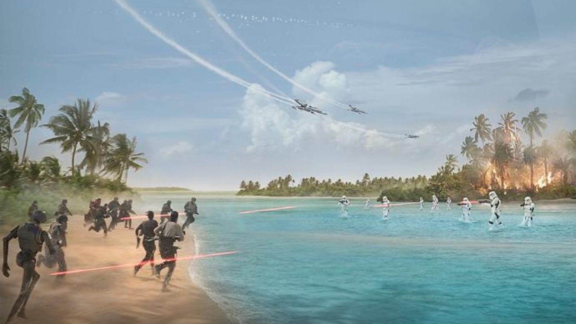 Este es el trailer final de Rogue One: Una Historia de Star Wars