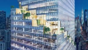 The Spiral, la torre llevará a lo alto al High Line de Nueva York