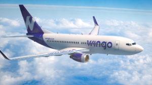 Wingo es la nueva línea aérea de bajo costo de Copa Airlines