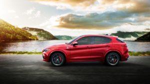 Este es el nuevo Alfa Romeo Stelvio: estreno mundial en el Salón de Los Ángeles