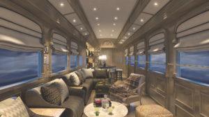 El imperdible nuevo tren de lujo que hará la ruta Cusco, Titicaca y Arequipa