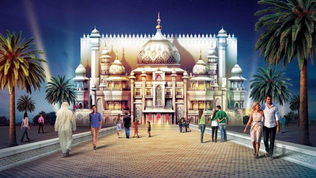 Inauguró en Dubái el primer parque temático de Bollywood