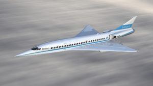 Presentaron el nuevo avión supersónico: XB-1. Podrá hacer el vuelo Nueva York – Londres en 3 horas y 15 minutos