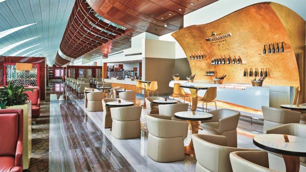 Ahora todos podemos ingresar a los lounges de Emirates en Dubái (a un precio)