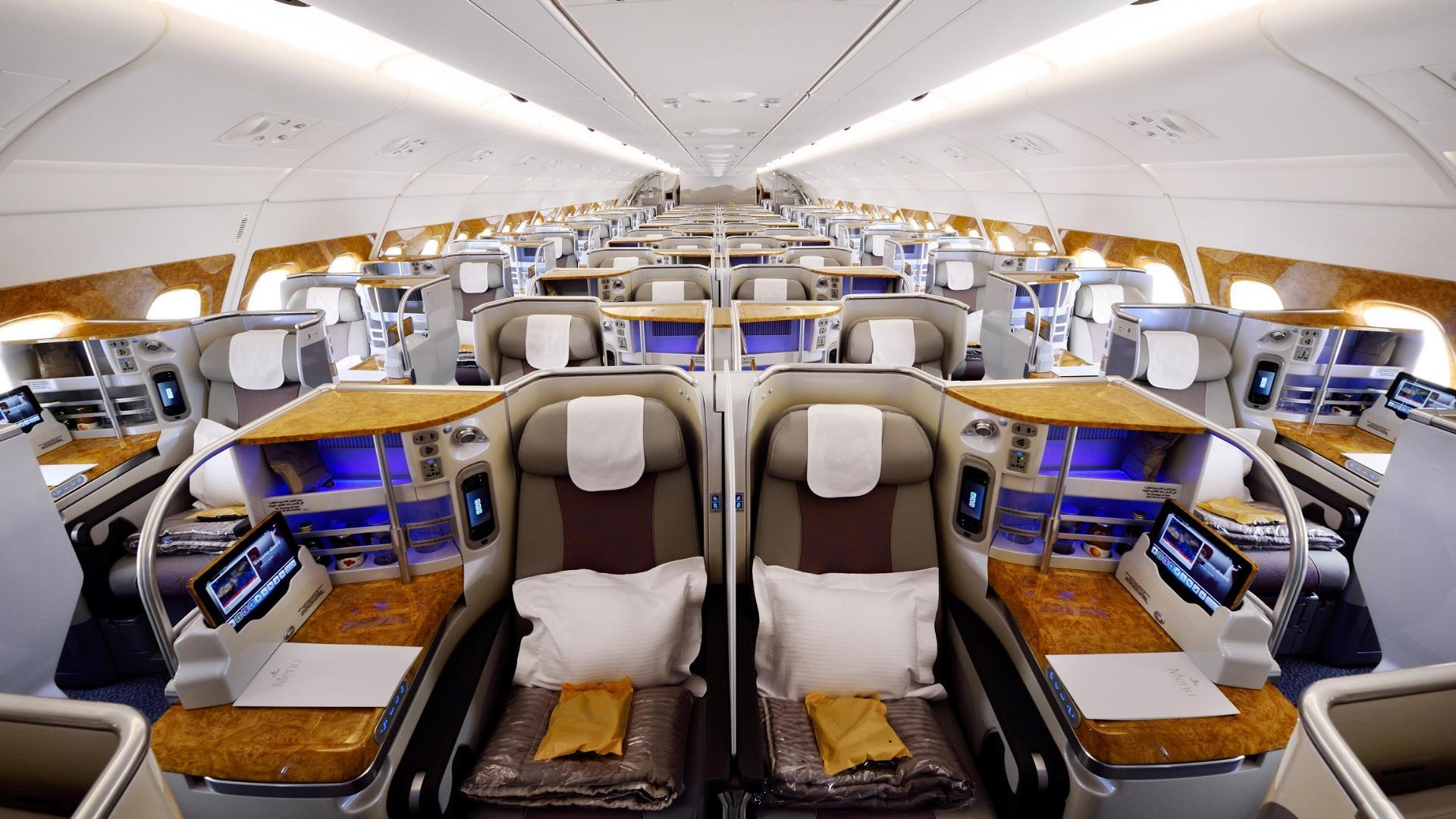 La nueva generación del Airbus A380 llegó a Emirates