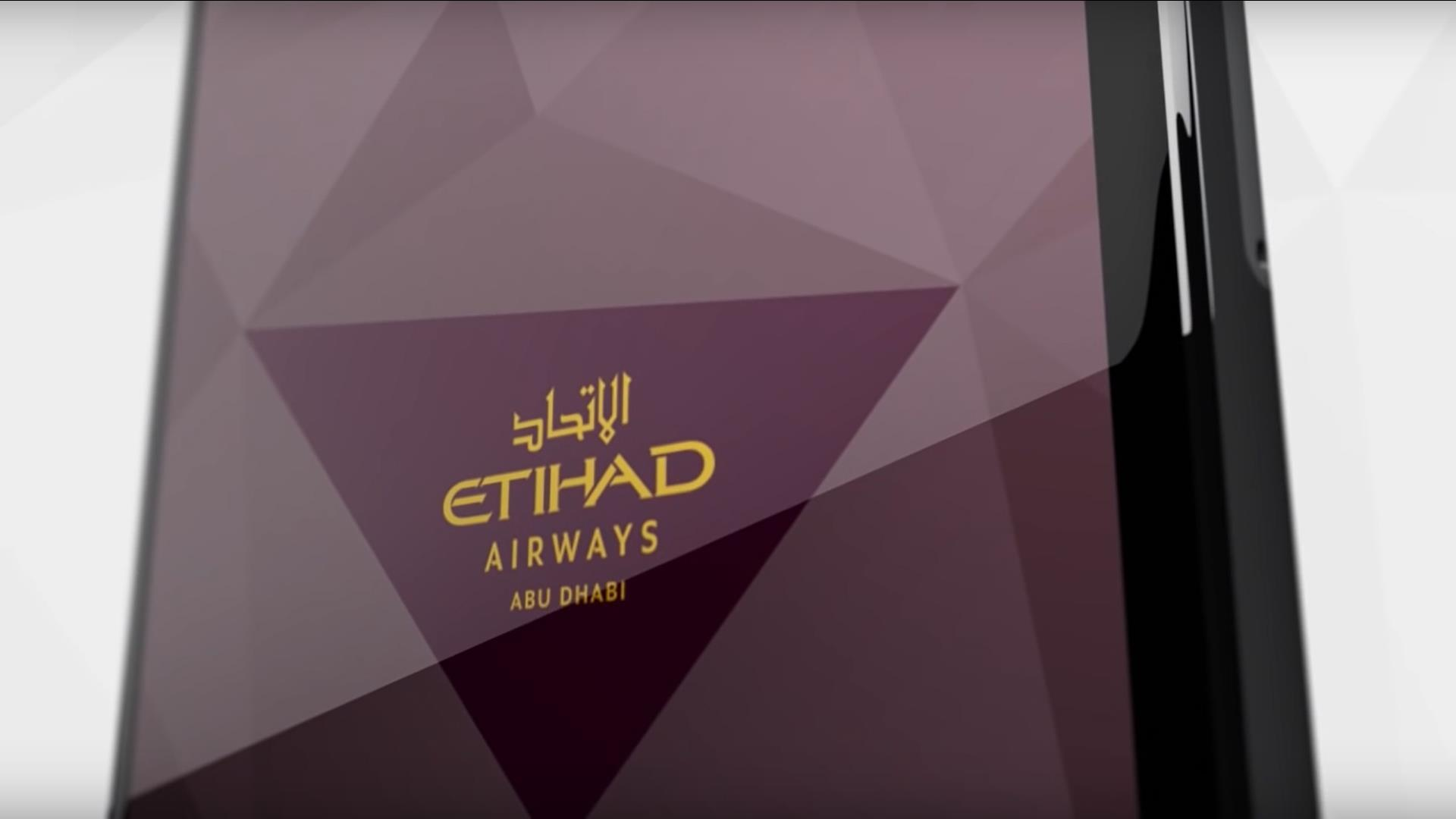 Etihad Airways presentó su nueva app