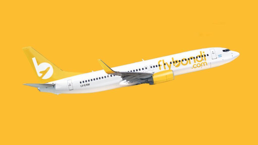 La aerolínea low cost FlyBondi confirmó destinos, cuándo comenzará a operar y hasta sugirió cuánto costarán los pasajes