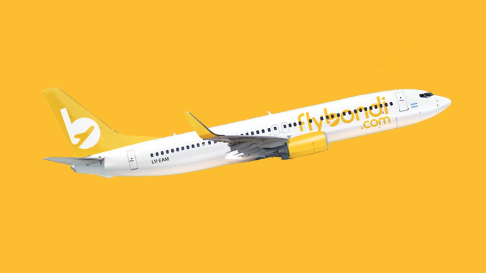 La aerolínea low-cost Flybondi.com anunció las ciudades argentinas a ...