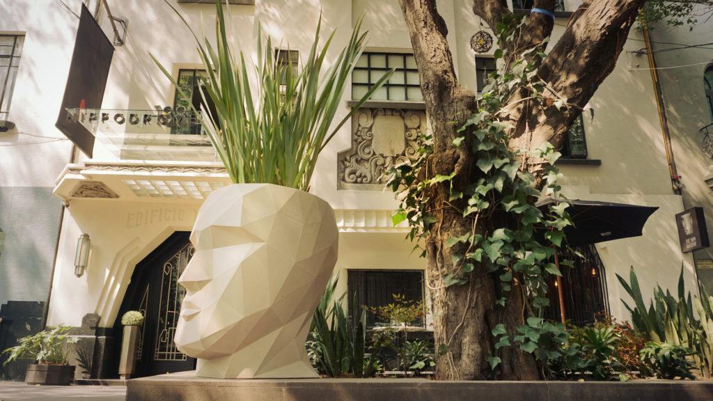REVIEW Hippodrome, un hotel boutique en Ciudad de México donde el diseño es protagonista