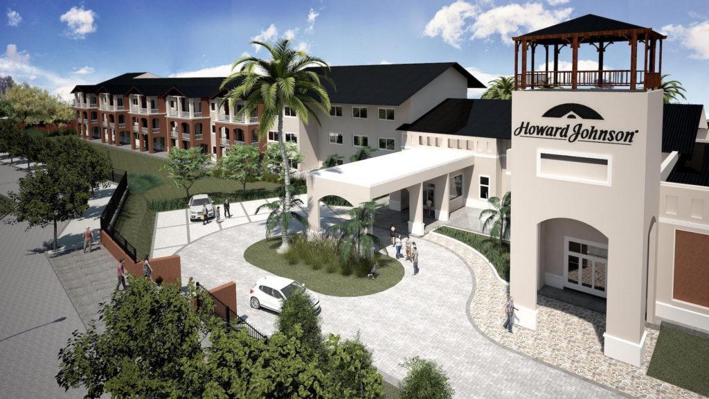 Howard Johnson abre en Villa Carlos Paz el hotel más grande de Córdoba