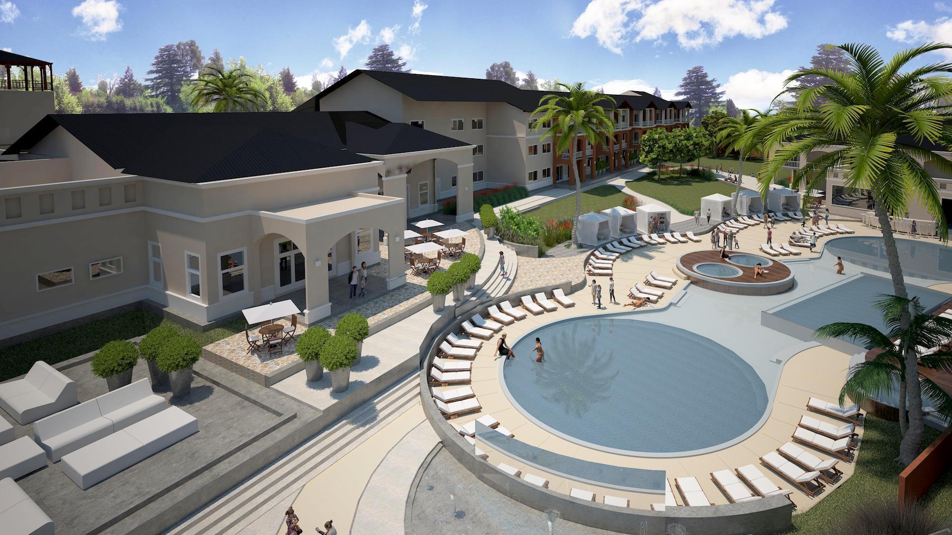 Howard Johnson abre en Villa Carlos Paz el hotel m s grande de
