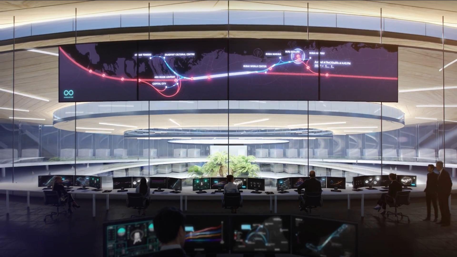 Hyperloop One: el futuro del transporte que llegará a Dubái