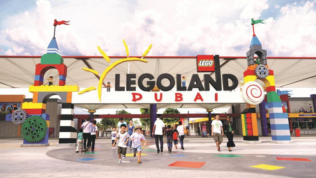 Inauguró Legoland Dubái