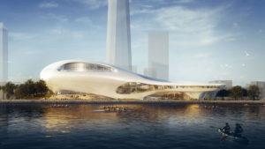 Este es el impresionante museo del creador de Star Wars: costará U$S 1.000 millones