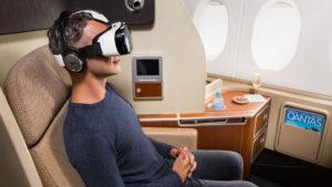 Qantas lanzó su app de realidad virtual para conocer Australia