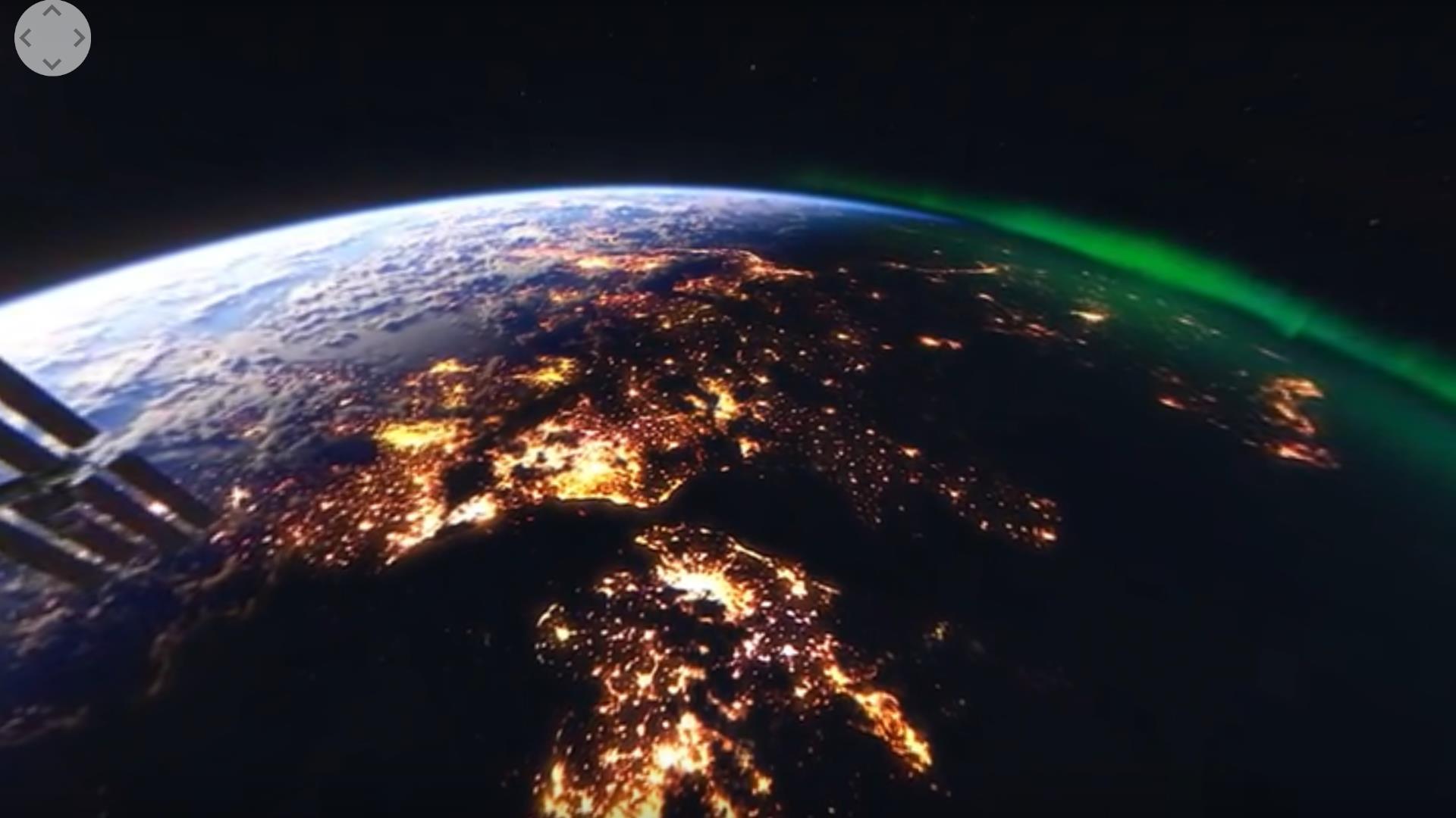 La Tierra en 360 grados desde la ISS