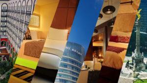 Los mejores hoteles de Ciudad de México para parejas, familias o negocios