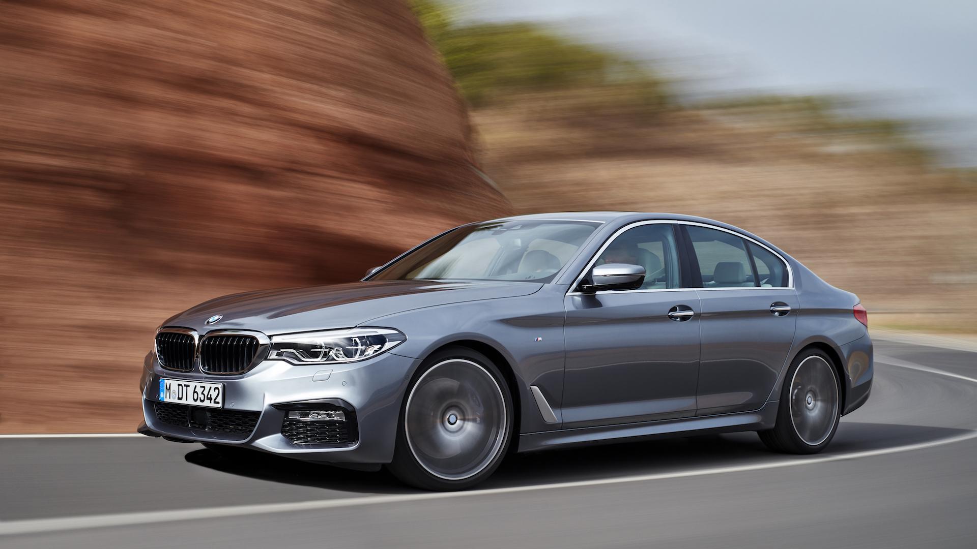 [Imágenes] Este es el nuevo BMW Serie 5 2017