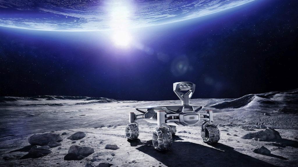 Este es el vehículo de Audi que viajará en 2017 a la Luna