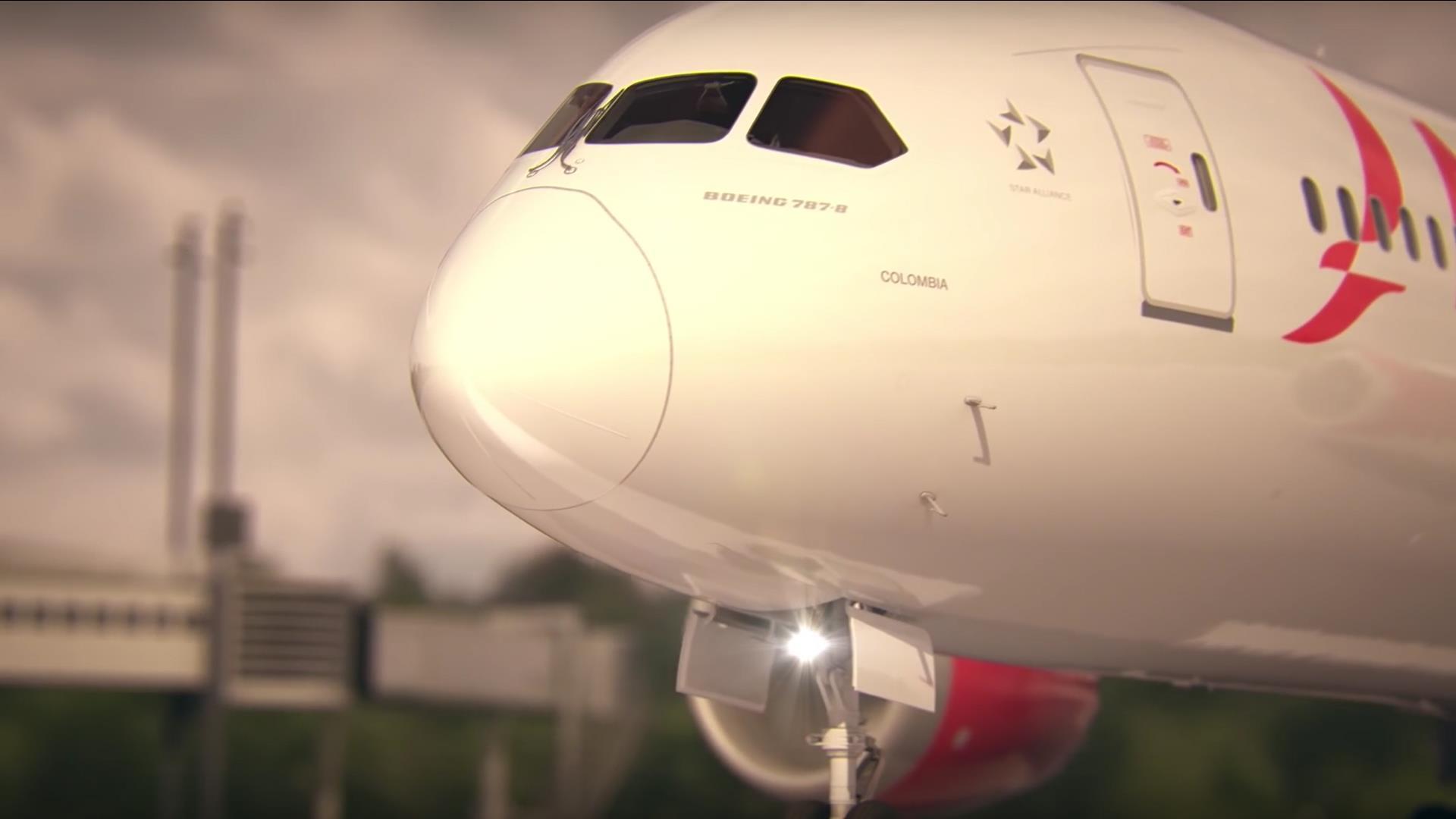 Boeing entregó el 787 Dreamliner número 500, a Avianca