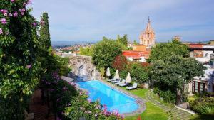 Belmond Casa de Sierra Nevada: lujo e historia en un exclusivo hotel en San Miguel de Allende