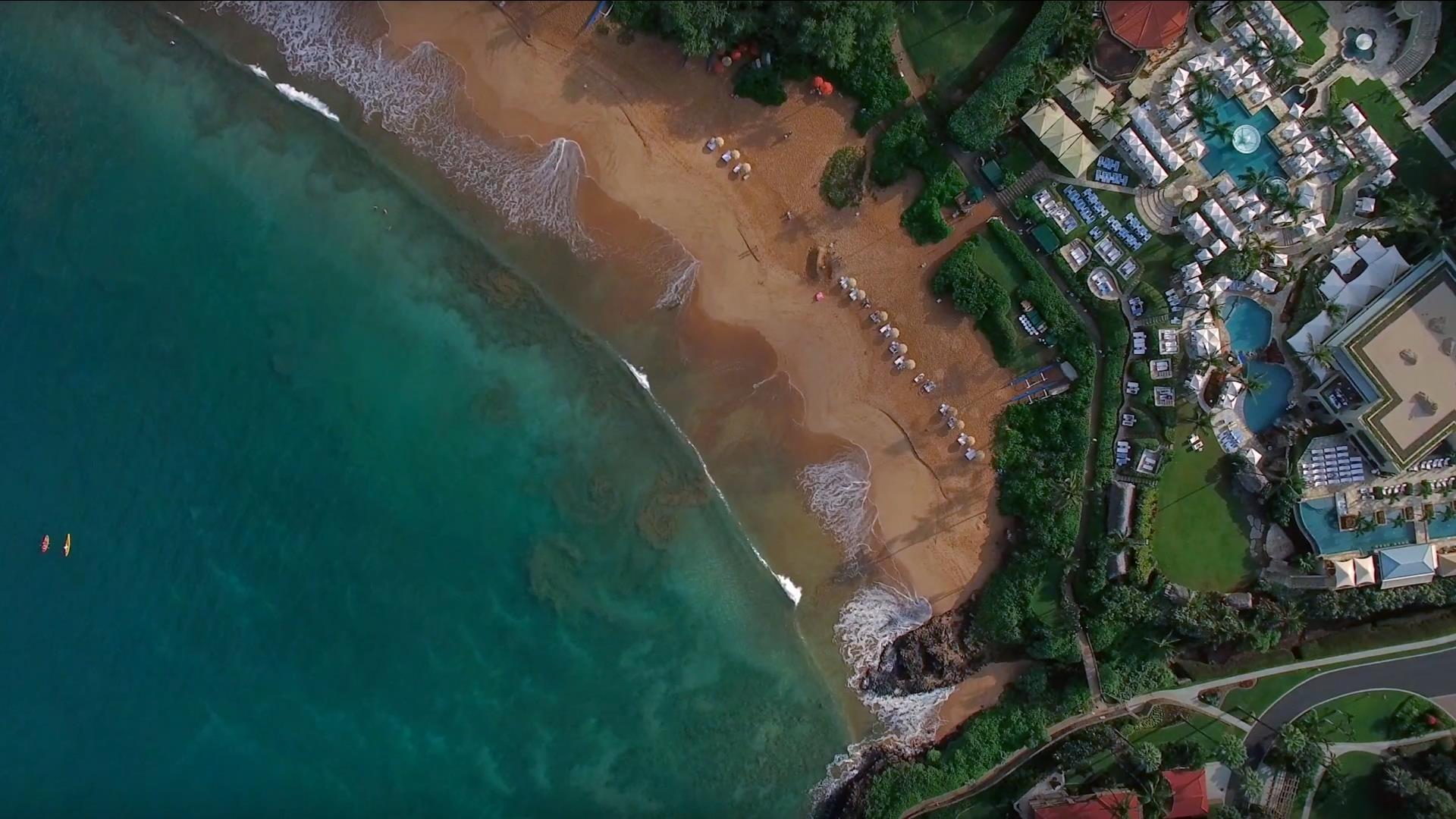 Así es el renovado Four Seasons Maui