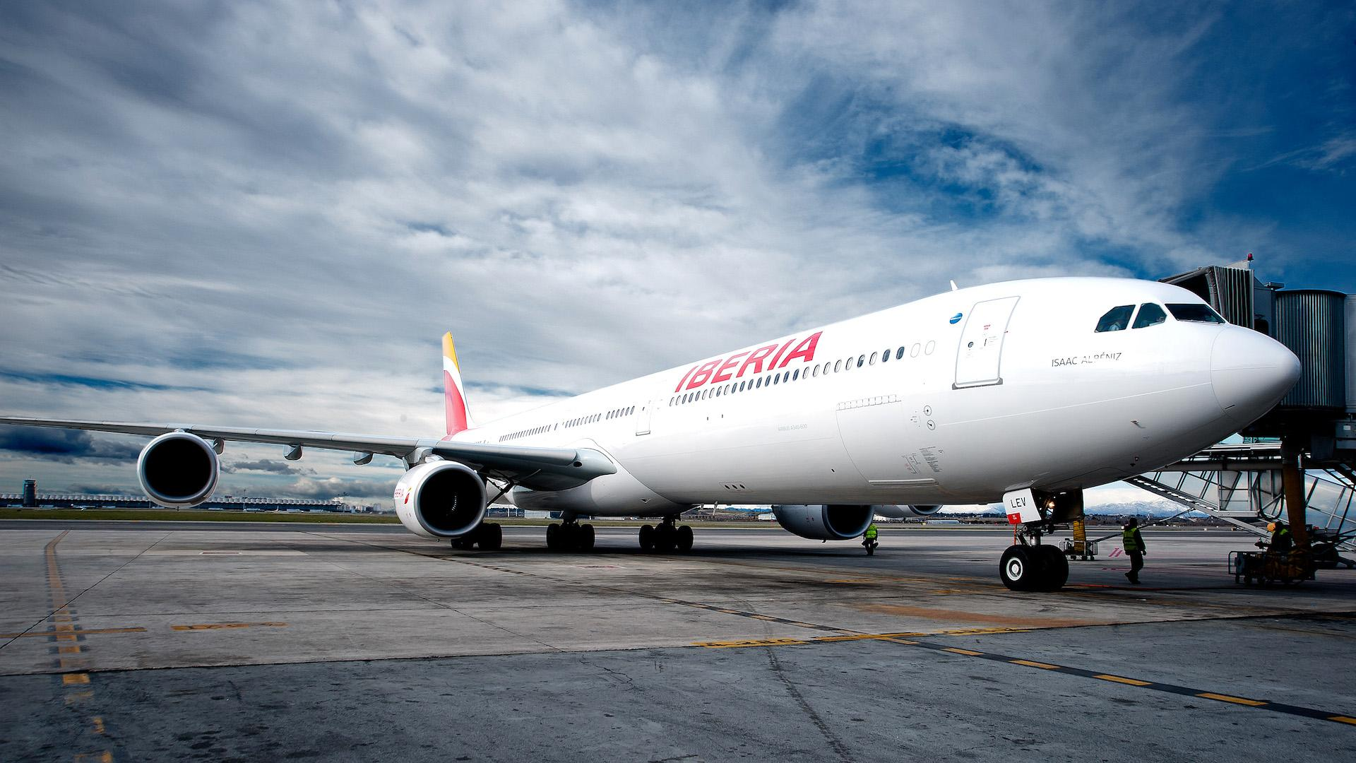 Iberia lanzó promociones para volar de Buenos Aires a Europa