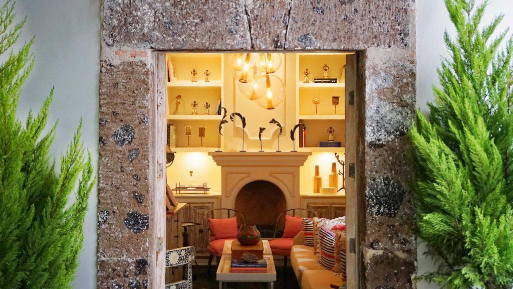 Con solo 4 habitaciones, L'Ôtel en San Miguel de Allende es un hotel diferente