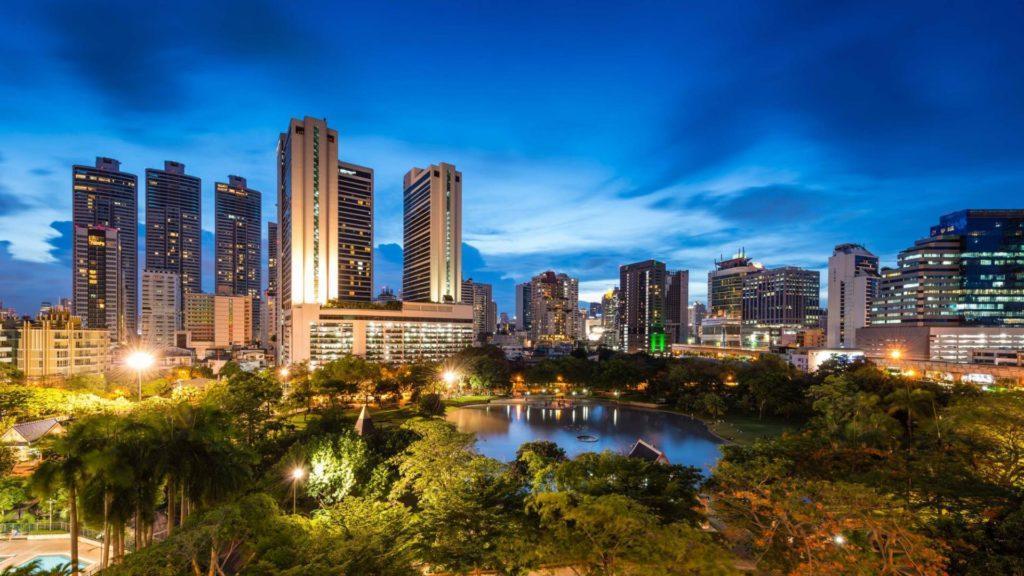 Abrió el hotel más grande de Bangkok: Marriott Marquis