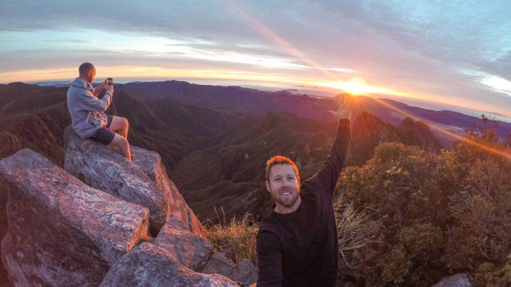 Nueva Zelanda es uno de los primeros países en recibir el Año Nuevo: lugares emblemáticos para ver la salida del sol