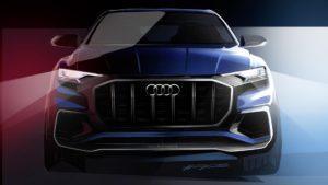 Anticipo Salón de Detroit: este es el nuevo Audi Q8