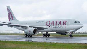 Qatar Airways Cargo aterriza en Buenos Aires, San Pablo y Quito