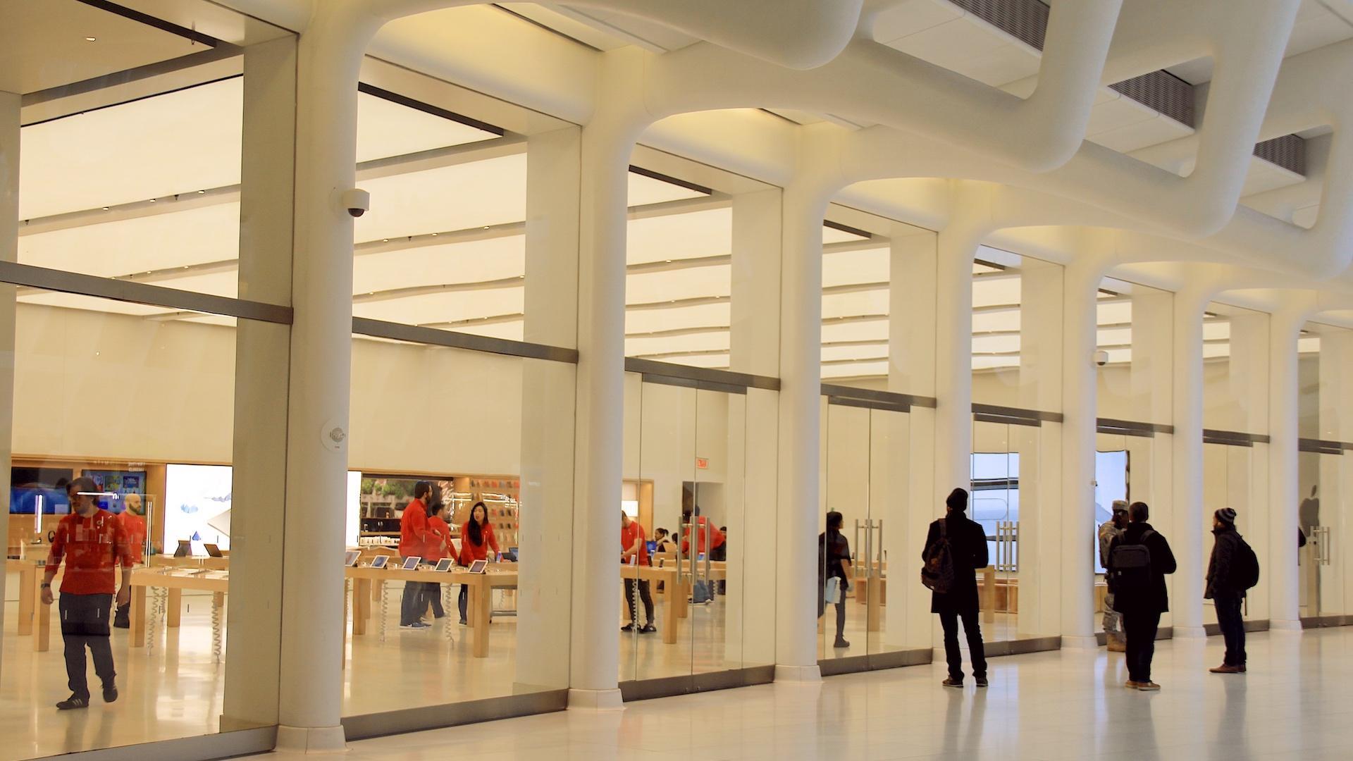 Así es el nuevo shopping de moda en Nueva York: Westfield World Trade Center