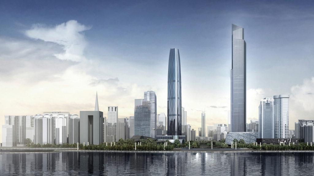 Inauguró el quinto rascacielos más alto del mundo. ¿Su altura? 530 metros