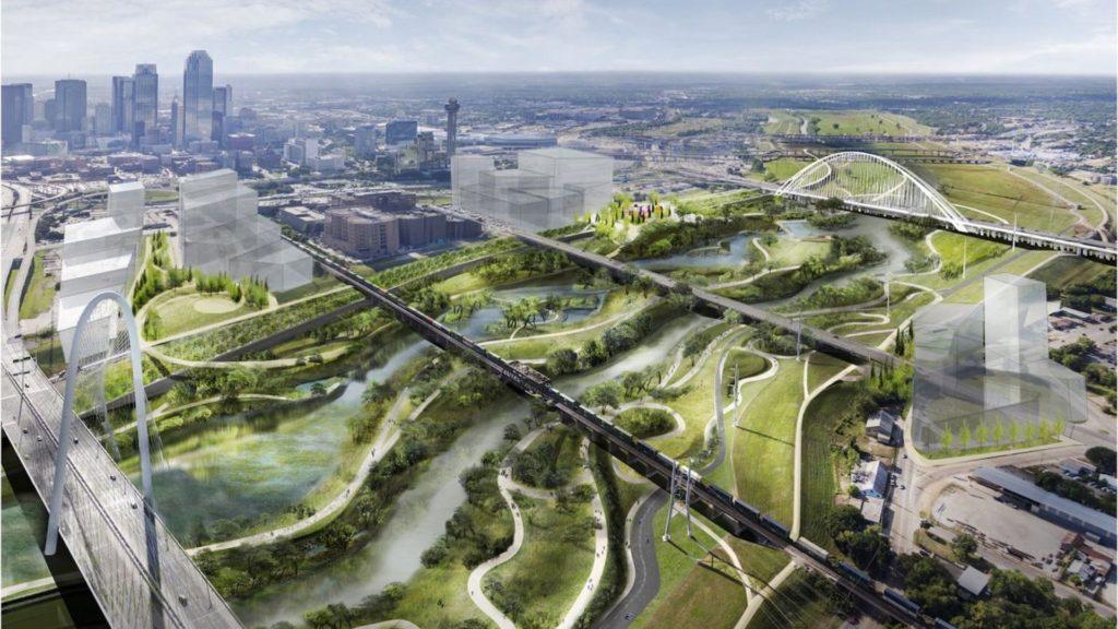 [Imágenes] El nuevo parque en Estados Unidos que será once veces más grande que el Central Park