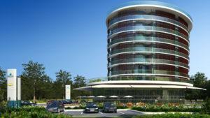 La cadena Amérian abrió un hotel cuatro estrellas en Pinamar