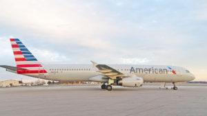 American Airlines elegida como la aerolínea de 2017