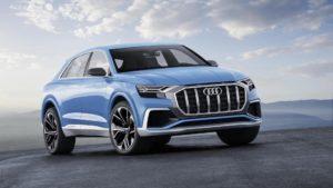 [Imágenes] Este es el nuevo Audi Q8 Concept