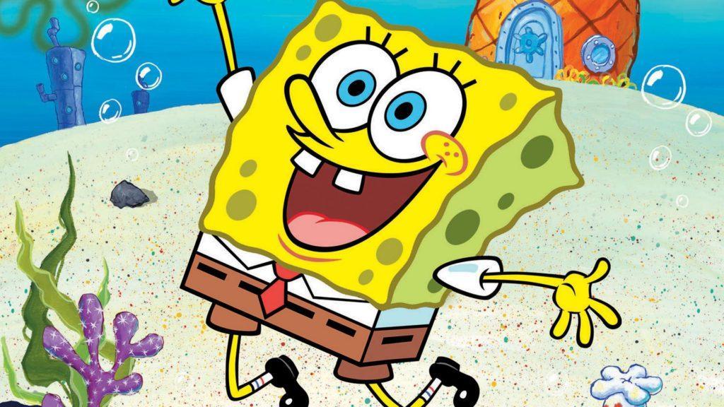 Nickelodeon construirá un parque submarino, porque Bob Esponja lo merecía