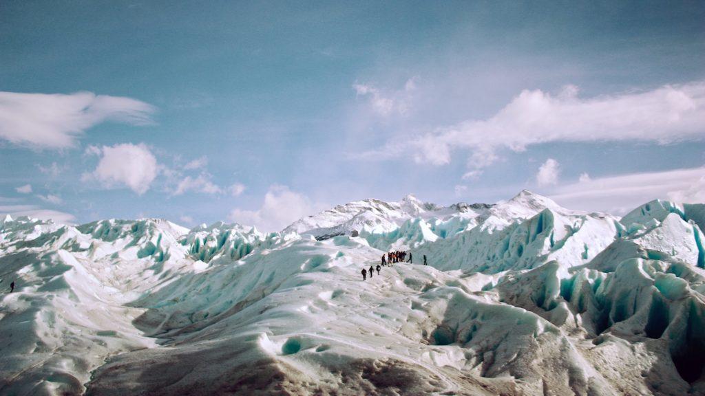 Postales de El Calafate, uno de los destinos favoritos de la Patagonia